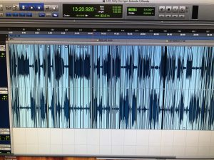 That's a lot of edits!